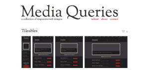 Media Quieries